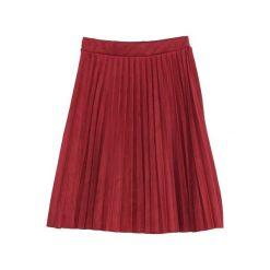 Bordowa Spódnica Better By Now. Czerwone minispódniczki marki Born2be, uniwersalny. Za 79,99 zł.