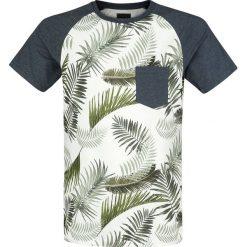 T-shirty męskie z nadrukiem: Produkt Palm Raglan Tee T-Shirt granatowy