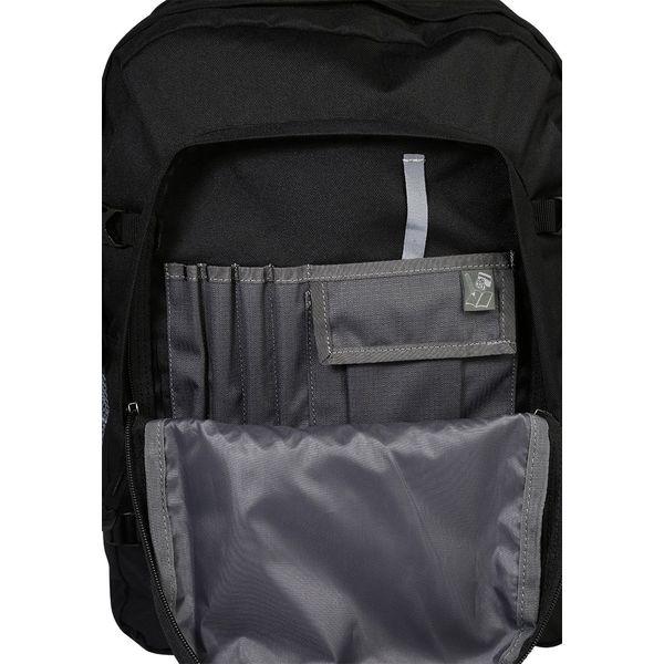 a2c9f7da4c396 Jack Wolfskin BERKELEY Plecak black - Czarne plecaki damskie Jack ...