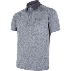 Sensor Koszulka Polo Męska Motion Szara Xxl. Niebieskie odzież termoaktywna męska marki Oakley, na lato, z bawełny, eleganckie. Za 215,00 zł.