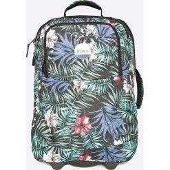 Roxy - Walizka 35 L. Niebieskie torby na laptopa marki Roxy, z materiału. W wyprzedaży za 319,90 zł.