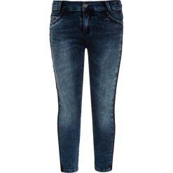 Blue Effect Jeans Skinny Fit blue denim. Niebieskie jeansy dziewczęce Blue Effect, z bawełny. W wyprzedaży za 132,30 zł.