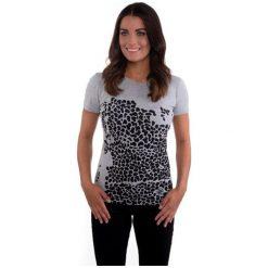 Sam73 Koszulka Damska ltsm393 Xs. Brązowe bluzki sportowe damskie sam73, l, z krótkim rękawem. Za 65,00 zł.
