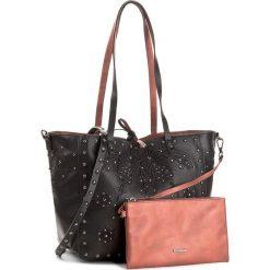 Torebka DESIGUAL - 18SAXPAN 2000. Brązowe torebki klasyczne damskie Desigual, ze skóry ekologicznej. W wyprzedaży za 259,00 zł.