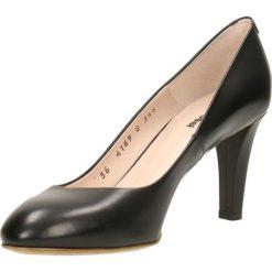 Czółenka ADEL. Czarne buty ślubne damskie Gino Rossi, ze skóry. Za 299,90 zł.