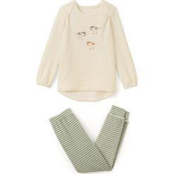 Odzież dziecięca: Welurowa piżama 2-12 lat