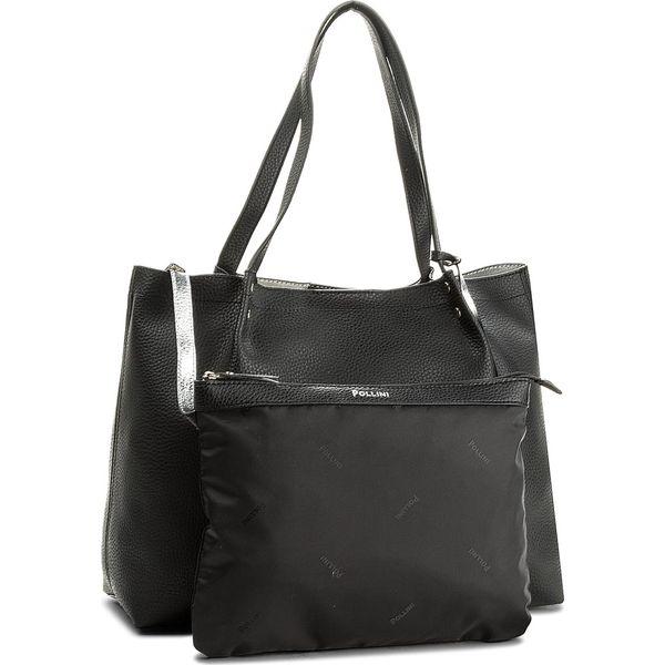 4a31cda5abac9 Torebka POLLINI - SC4520PP05SI0000 Nero - Czarne torebki klasyczne ...