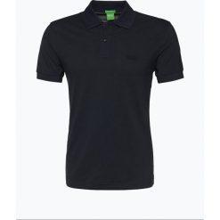 Koszulki polo: BOSS Athleisure – Męska koszulka polo – C-Firenze, niebieski