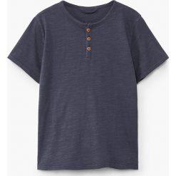 Odzież chłopięca: Mango Kids - T-shirt dziecięcy Pani 104-164 cm