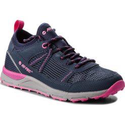 Trekkingi HI-TEC - Ogle AVSSS18-HT-01-Q2 Navy/Fuchsia. Niebieskie buty trekkingowe damskie Hi-tec. W wyprzedaży za 179,00 zł.