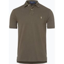 Polo Ralph Lauren - Męska koszulka polo, zielony. Zielone koszulki polo marki Polo Ralph Lauren, m. Za 299,95 zł.