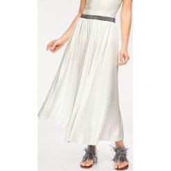 Odzież damska: Spódnica w kolorze kremowym