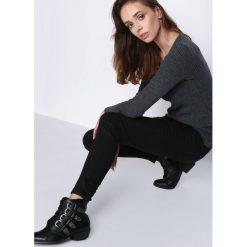 Spodnie damskie: Czarne Spodnie Drit Away