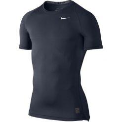 Koszulki sportowe męskie: koszulka termoaktywna męska NIKE PRO COOL COMPRESSION SHORTSLEEVE / 703094-451 - NIKE PRO COOL COMPRESSION SHORTSLEEVE