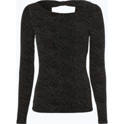 ONLY - Damska koszulka z długim rękawem – Onlshine, szary. Czarne t-shirty damskie marki ONLY, l, z materiału, z kapturem. Za 99,95 zł.