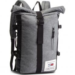 Plecak TOMMY JEANS - Tjm Cool Tech Roll Bavkpack Refl AM0AM04322 062. Szare plecaki męskie Tommy Jeans, z jeansu. Za 549,00 zł.