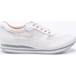 Caprice - Buty. Szare buty sportowe damskie marki adidas Originals, z gumy. W wyprzedaży za 199,90 zł.