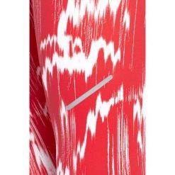 Reebok- Legginsy All Over Print. Szare legginsy skórzane Reebok, l. W wyprzedaży za 129,90 zł.