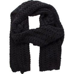 Szal UGG - W Roving Scarf 17489 Black. Czarne szaliki damskie Ugg, z materiału. Za 639,00 zł.