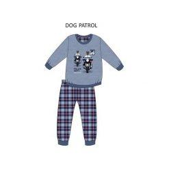 Bielizna chłopięca: Piżama Kids Boy 593/85 Dog Patrol granatowa r. 104