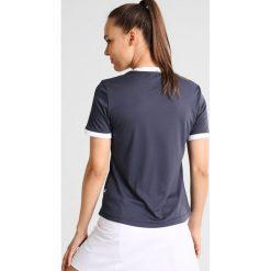 Limited Sports SACHI Tshirt basic grisaille/white. Niebieskie t-shirty damskie marki Limited Sports, z materiału. W wyprzedaży za 132,30 zł.