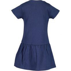 Sukienki dziewczęce dzianinowe: Blue Seven - Sukienka dziecięca 92-128 cm