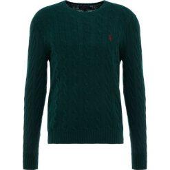 Polo Ralph Lauren Sweter college green. Zielone swetry klasyczne męskie Polo Ralph Lauren, m, z kaszmiru, polo. Za 799,00 zł.