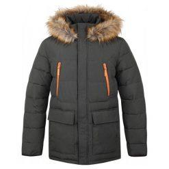 Loap Płaszcz Zimowy Terok Brown L. Brązowe płaszcze na zamek męskie Loap, na zimę, m, z włókna, sportowe. W wyprzedaży za 279,00 zł.