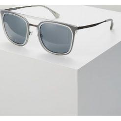 Emporio Armani Okulary przeciwsłoneczne grey. Szare okulary przeciwsłoneczne męskie wayfarery Emporio Armani. Za 609,00 zł.