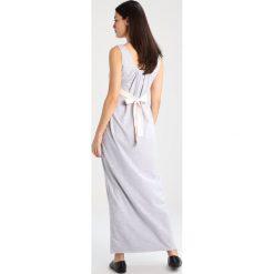Długie sukienki: 9Fashion LERI Długa sukienka grey melange