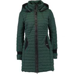 Płaszcze damskie pastelowe: khujo DAILY Krótki płaszcz forest green