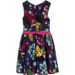 Sukienki dziewczęce: Catimini NOMADE TROPICK ROBE VOILE  Sukienka letnia multicolour