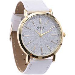 Biały Zegarek You Have Lost. Białe zegarki damskie Born2be. Za 24,99 zł.