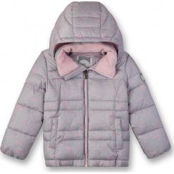 Kurtka zimowa w kolorze szarym. Szare kurtki dziewczęce zimowe marki Eat ants. W wyprzedaży za 222,95 zł.