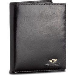 Duży Portfel Męski PETERSON - 301/RFID-2-1-1  Czarny. Czarne portfele męskie Peterson, ze skóry. Za 139,00 zł.