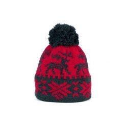 Czapka damska Gubałówka czerwona. Czerwone czapki zimowe damskie Art of Polo. Za 28,94 zł.
