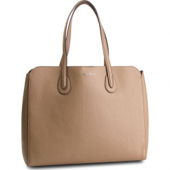 Torebka COCCINELLE - DQ0 Lulin Soft E1 DQ0 11 01 01 Taupe N75. Brązowe torebki klasyczne damskie Coccinelle, ze skóry. Za 1249,90 zł.