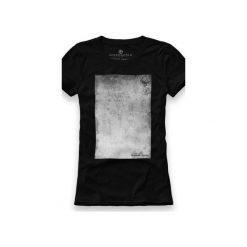 Koszulka UNDERWORLD Ring spun cotton Tabula Rasa. Czarne t-shirty damskie Underworld, m, z nadrukiem, z bawełny. Za 59,99 zł.