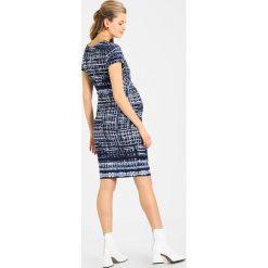 Sukienki hiszpanki: Anna Field MAMA Sukienka z dżerseju blue/offwhite