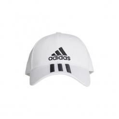 Czapki z daszkiem adidas  Czapka sześciopanelowa Classic 3-Stripes. Białe czapki z daszkiem męskie Adidas. Za 69,95 zł.