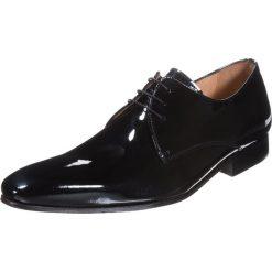 Buty wizytowe męskie: Brett & Sons Eleganckie buty noir