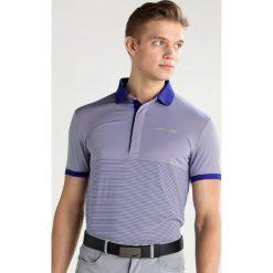 Polo Ralph Lauren Golf AIRFLOW PRO FIT Koszulka polo pure white/city royal. Białe koszulki do golfa męskie marki Polo Ralph Lauren Golf, m, z elastanu. W wyprzedaży za 423,20 zł.