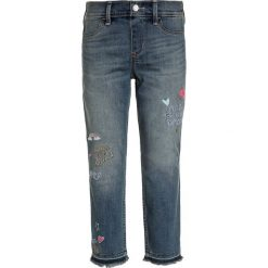 Chinosy chłopięce: Abercrombie & Fitch ANKLE PULL ON Jeansy Slim Fit medium wash