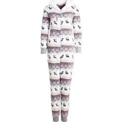 Piżamy damskie: Hunkemöller ONESIE FAIRISLE Piżama pink dogwood
