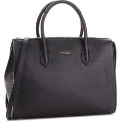 Torebka FURLA - Pin 997362 B BMJ9 OAS Onyx. Czarne torebki klasyczne damskie Furla, ze skóry. Za 1355,00 zł.