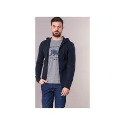 Swetry rozpinane / Kardigany Sisley  TIMI. Niebieskie kardigany męskie Sisley, m. Za 328,30 zł.