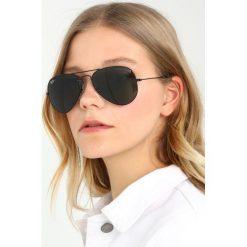 RayBan AVIATOR Okulary przeciwsłoneczne schwarz. Czarne okulary przeciwsłoneczne damskie aviatory Ray-Ban. Za 619,00 zł.
