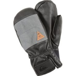 Rękawiczki męskie: Quiksilver SQUAD MITT Rękawiczki z jednym palcem black