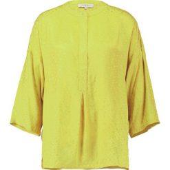 Bluzki asymetryczne: Soaked in Luxury KAILYN BLOUSE Bluzka antique moss