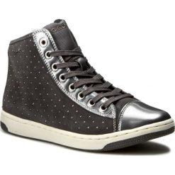 Sneakersy GEOX - J Creamy A J64L5A 022HI C9002 D C. Szary. Szare buty sportowe chłopięce Geox, z materiału. W wyprzedaży za 179,00 zł.
